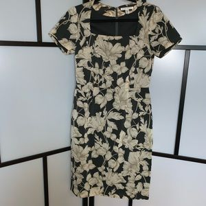 Stunning Banana Republic Floral Dress